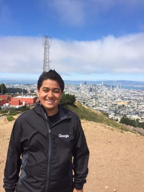 Internship Spotlight: Samiur Khan atGoogle